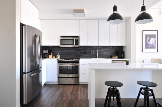 Four Tips On How Best To Arrange Your Kitchen Liances